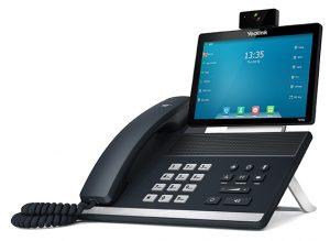 Yealink SIP-T49G Desktop IP Phone