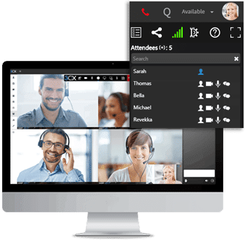 3CX Video Conferencing