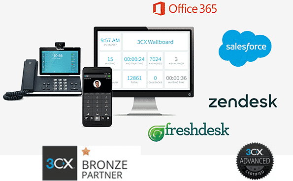 3CX Unified Communications Solutions